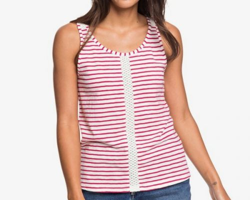 Fying Dove Top striping CHF 35.-