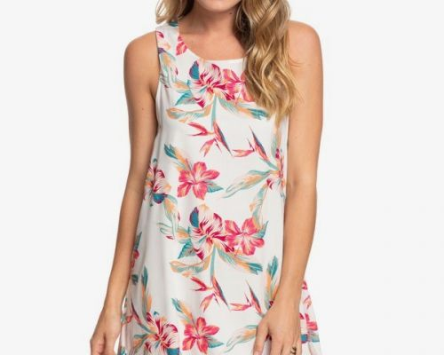 Tranquility Vibes Dress flower printed CHF 69.-